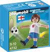 Playmobil Voetbalspeler Engeland - 4732