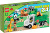 LEGO Duplo Super Pack Dierentuin 3 in 1 - 66430