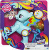 My little pony Supersalto Rainbow Dash