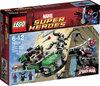 LEGO Super Heroes Spider-Cycle Achtervolging - 76004