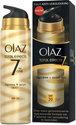 Olaz Total Effects 2 in 1 - 40 ml - Dagcrème en Serum