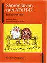 Cover voor - Samen Leven Met Ad(H)D