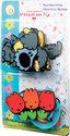 Woezel en Pip Mini Muurdecoratie