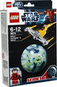 LEGO Star Wars Naboo Starfighter & Naboo - 9674