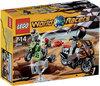 LEGO World Racers Slangenkoof - 8896