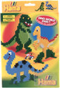 Hama Strijkkralenset Dinosaurussen