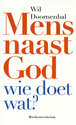Cover voor - Mens naast God