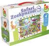 Jumbo Playlab Safari - Zoekpuzzel  - 35 stukjes