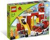 LEGO Duplo Brandweerkazerne - 6168