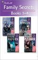 Family Secrets: Books 1-4