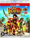 De Piraten! Alle Buitenbeentjes Aan Dek (3D Blu-ray)