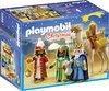 Playmobil 3 koningen met cadeaus - 5589