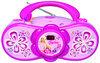 Barbie CD Boombox Radio Design