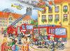 Ravensburger Puzzel - Brandweer