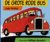 Verkeer - de grote rode bus