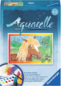 Aquarelle Mini Paard