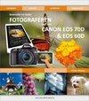 Fotograferen met de Canon EOS 70d
