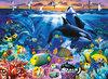 Ravensburger XXL Puzzel - Levendige Onderwaterwereld