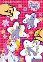 My Little Pony Magic Sticker Drawing Set