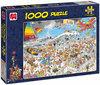 Jan van Haasteren Op Het Strand - Puzzel - 1000 stukjes