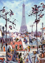 Eiffel Tower - Legpuzzel - 1000 Stukjes