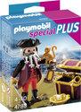 Playmobil Piraat Met Schatkist - 4783