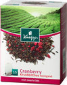 Kneipp Kruidenthee Cranberry - 15 st