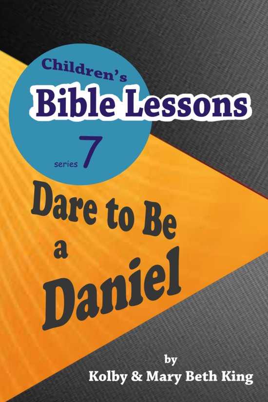 Bol com children s bible lessons dare to be a daniel ebook adobe