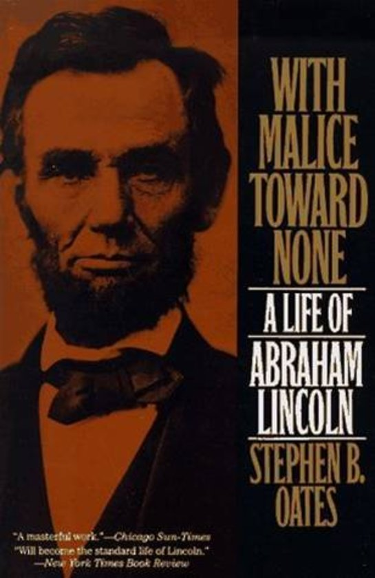 summary 10 stephen b oates lincoln's Abraham lincoln has 193 ratings and 22 reviews  from stephen b oates  comes a riveting companion to his seminal lincoln biography with  nov 10,  2013.