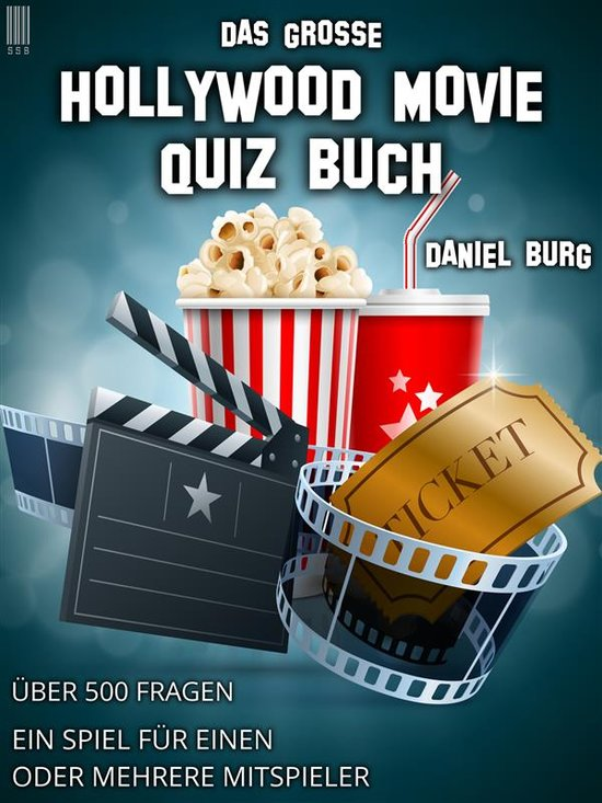 das gro e hollywood movie quiz buch ebook adobe epub daniel burg. Black Bedroom Furniture Sets. Home Design Ideas