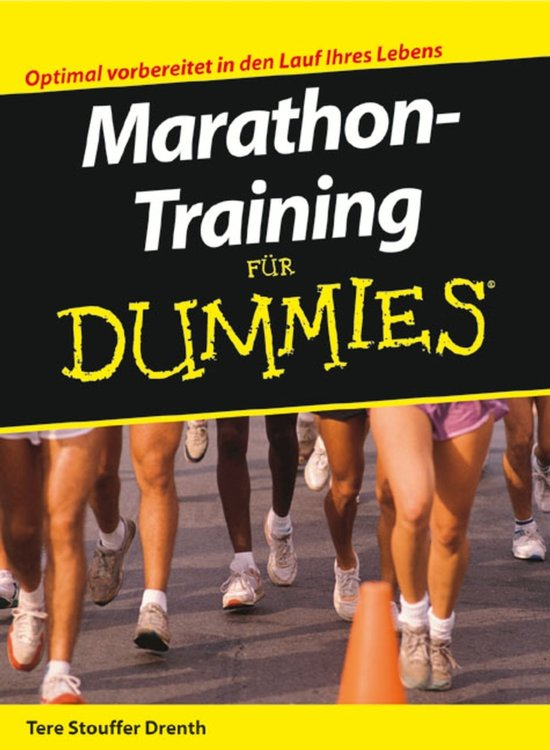 marathon training for dummies pdf