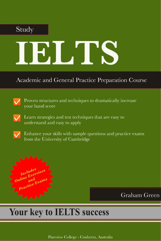bol.com | IELTS Preparation Course: Academic and General ...