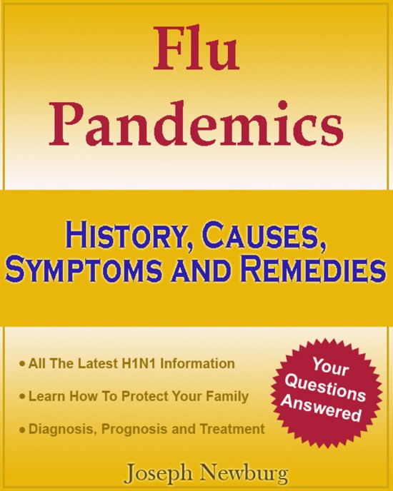 the symptoms treatment and history of the major flu pandemics Major influenza epidemics show no although most patients experienced symptoms of typical influenza with a 3- to 5-day fever followed influenza pandemics.