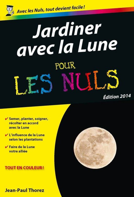 jardiner avec la lune poche pour les nuls ebook adobe epub jean paul. Black Bedroom Furniture Sets. Home Design Ideas