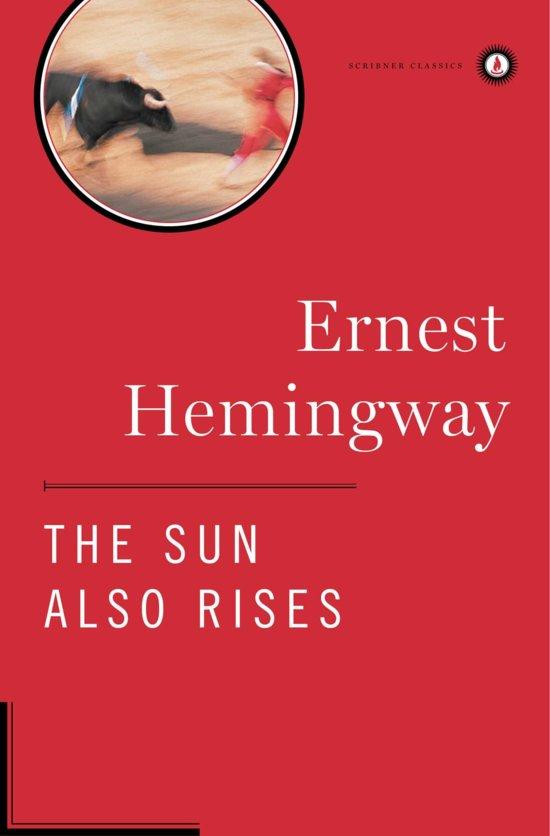 Hemingway writing style example