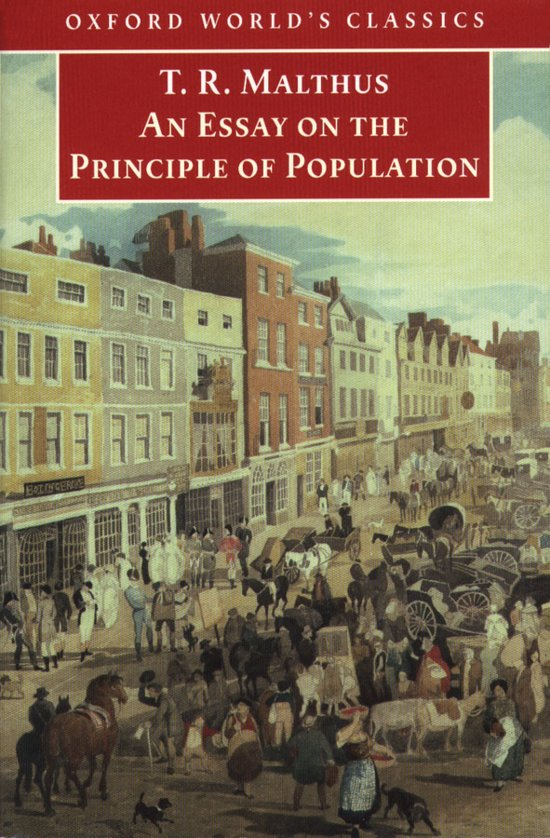 essay on the principle of population summary Here are four principles of biblical stewardship to help us begin to think  bill  peel over at the high calling recently wrote an excellent essay.