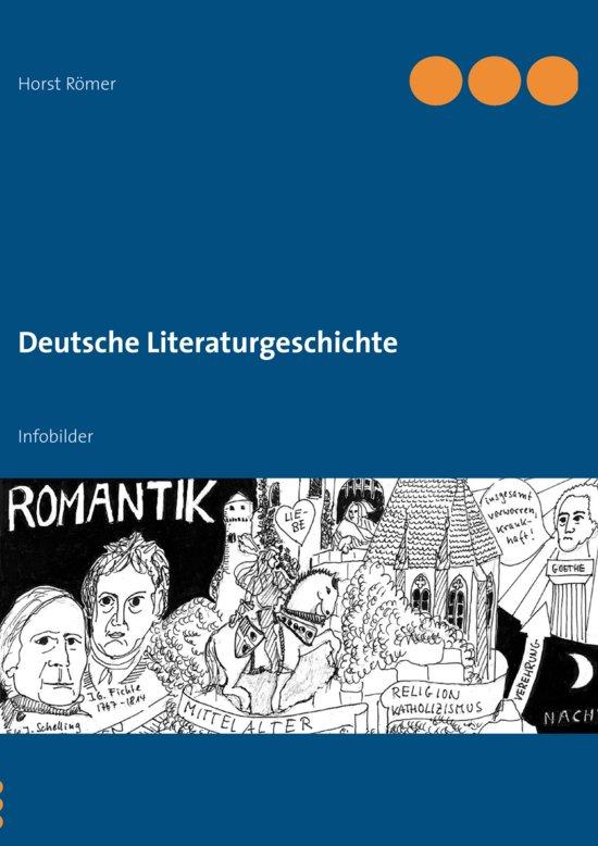 Literaturgeschichte Deutsch