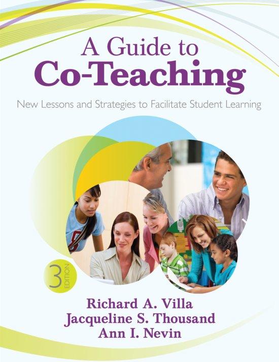 bol.com | A Guide to Co-Teaching (ebook) Adobe ePub, Ann I. Nevin ...