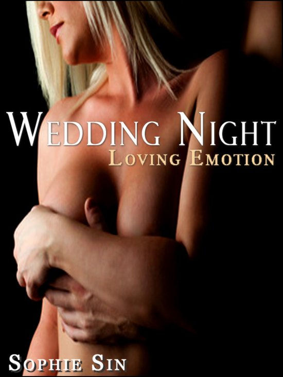 Wedding night erotica