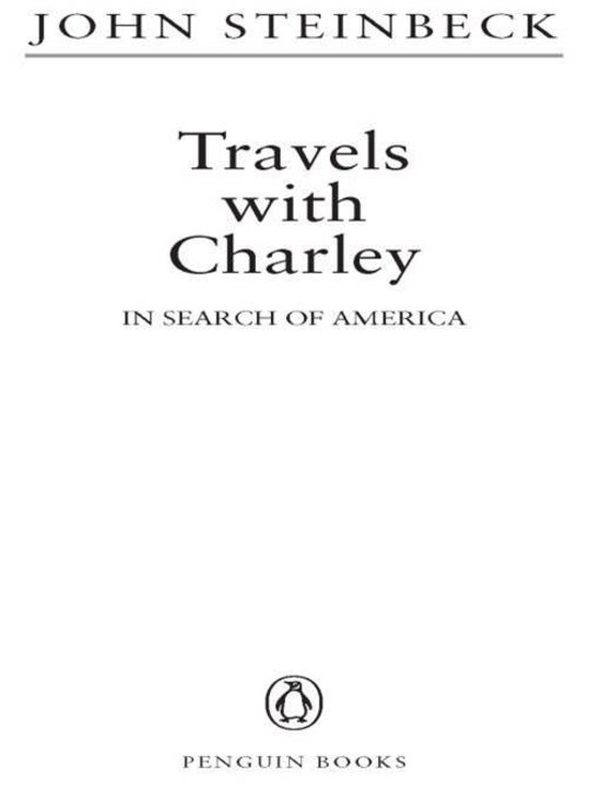 travels with charley in search of america essay