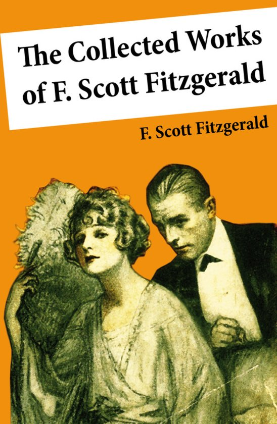The comparison of works by f scott fitzgerald