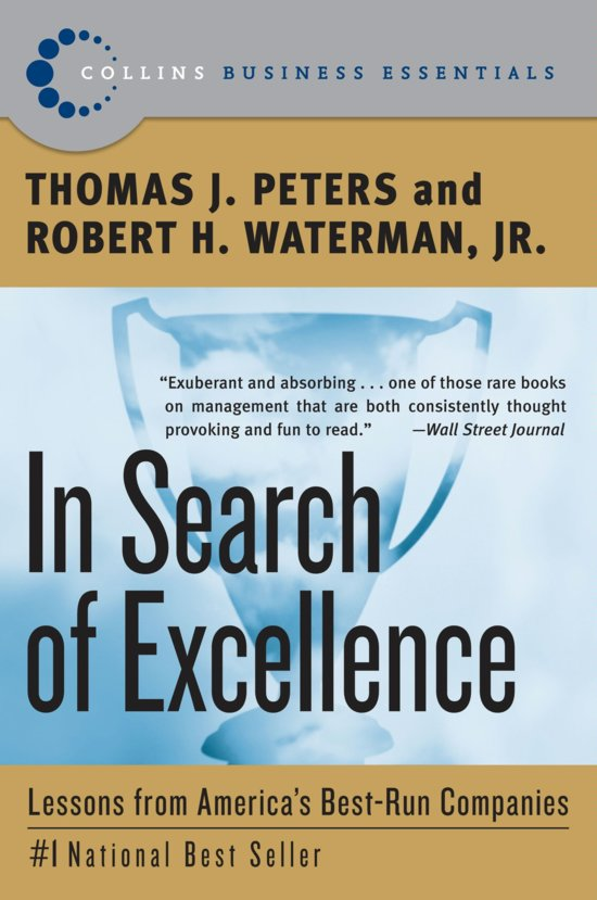 in search of excellence ebook pdf