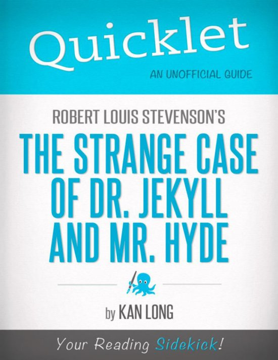 Strange Case of Dr. Jekyll and Mr. Hyde Summary
