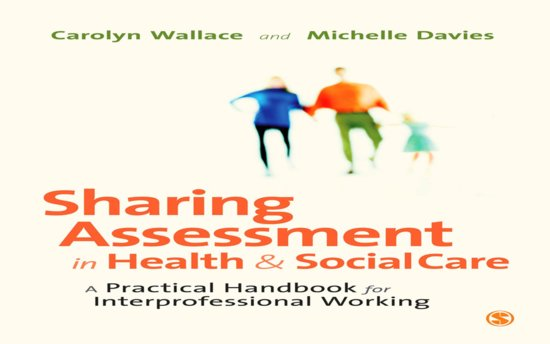 Health and safety in the health and social care