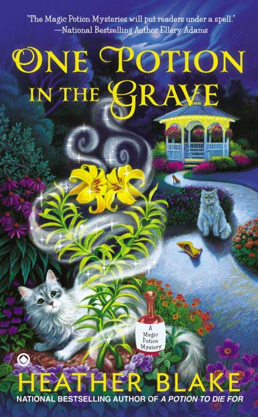 bol.com : One Potion in the Grave (ebook) Adobe ePub, Heather Blake ...