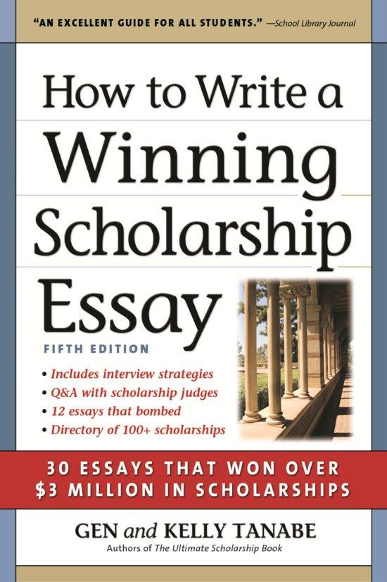 Winning scholarship essays