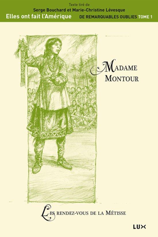 Madame Montour EBOOK