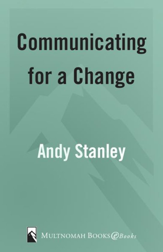communicating for a change