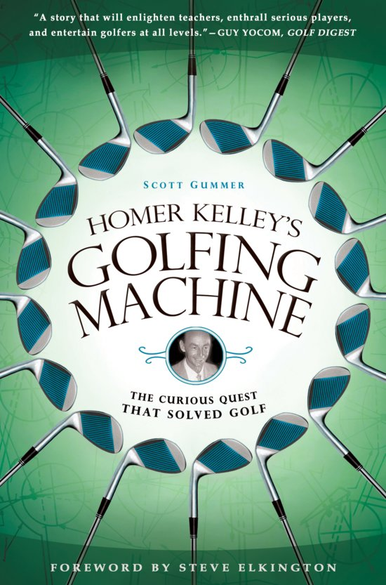 the golfing machine by homer kelley