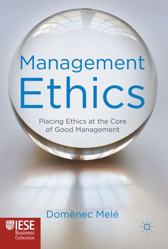 business ethics and planning